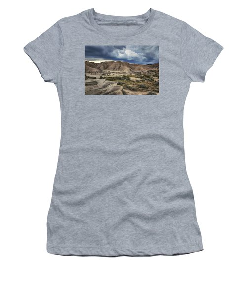 View From The Top - Toadstool  Women's T-Shirt
