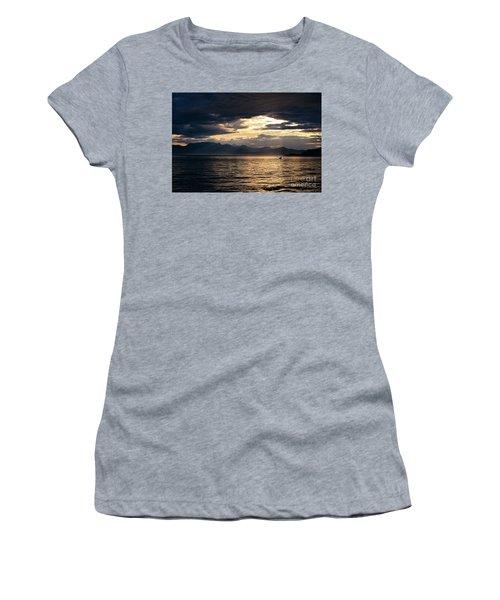 View Of Alaska Women's T-Shirt
