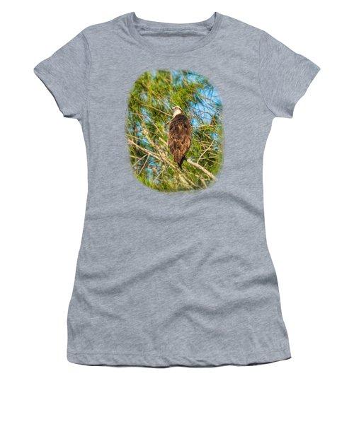 Vigilance 2 Women's T-Shirt (Athletic Fit)