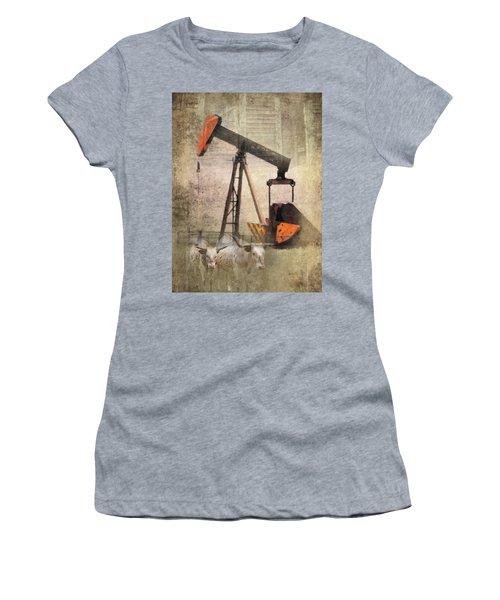 Vintage Enterprise Women's T-Shirt (Athletic Fit)