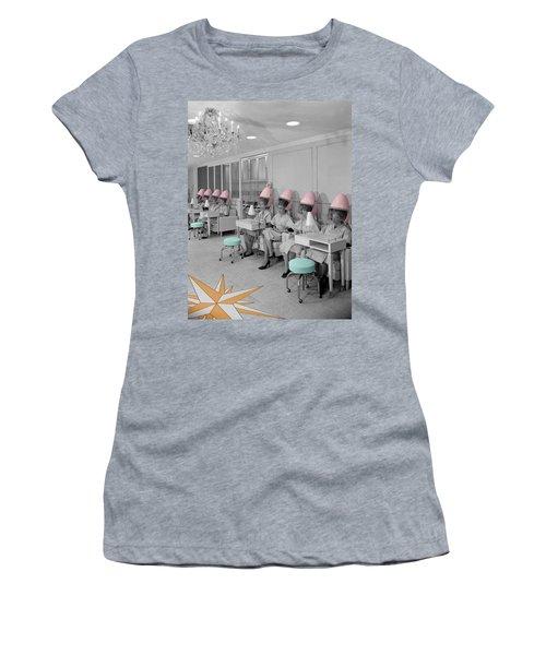 Vintage Hair Salon Women's T-Shirt