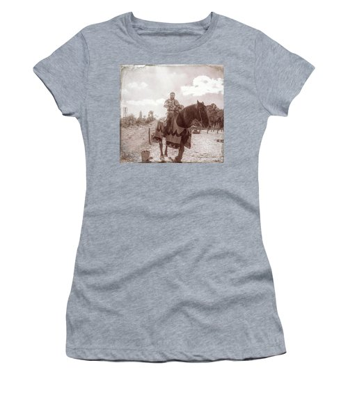Vintage Knight Women's T-Shirt