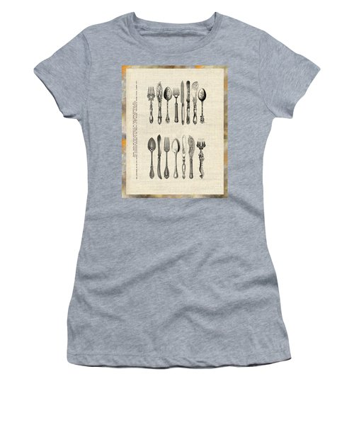 Vintage Silverware Women's T-Shirt