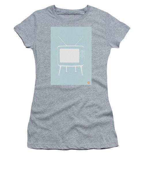 Vintage Tv Poster Women's T-Shirt