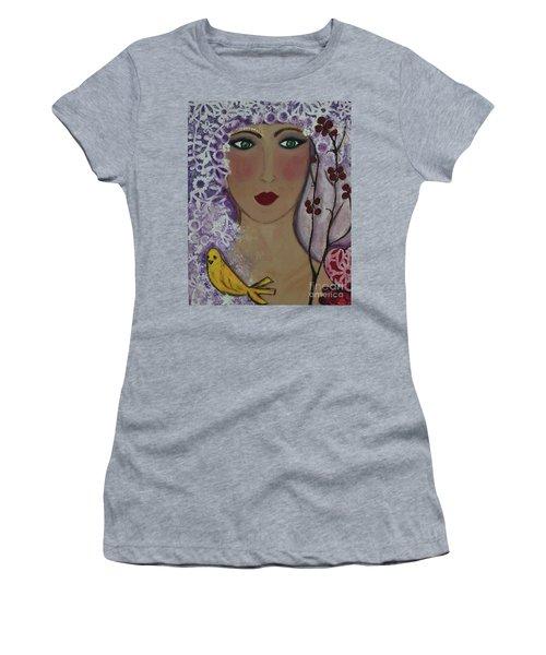 Violet Queen Women's T-Shirt