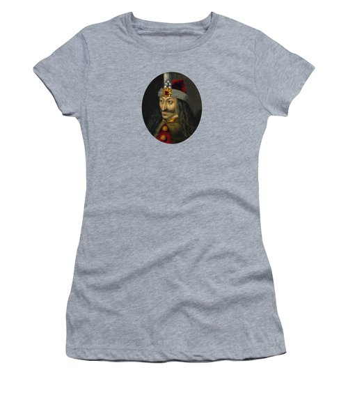 Vlad The Impaler Portrait  Women's T-Shirt