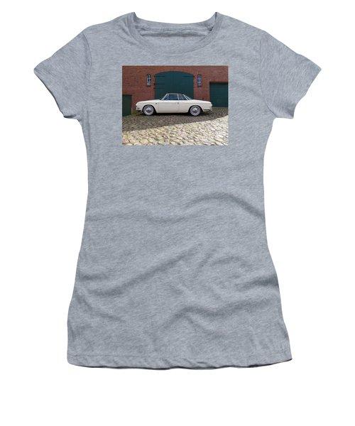 Volkswagen Karmann Ghia Women's T-Shirt (Athletic Fit)
