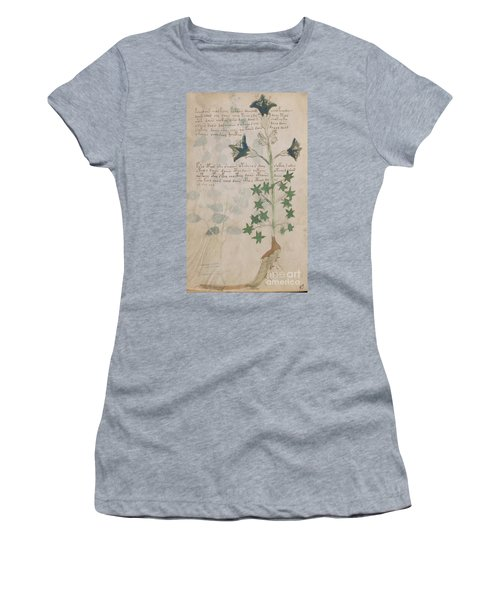 Voynich Flora 03 Women's T-Shirt