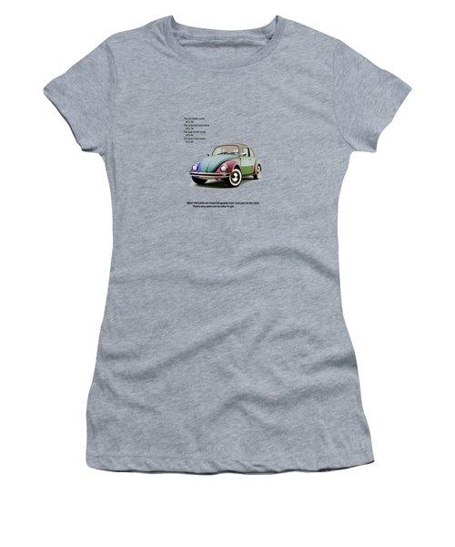 Vw Parts Women's T-Shirt (Athletic Fit)