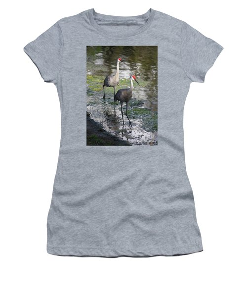 Wading Sandhills Women's T-Shirt