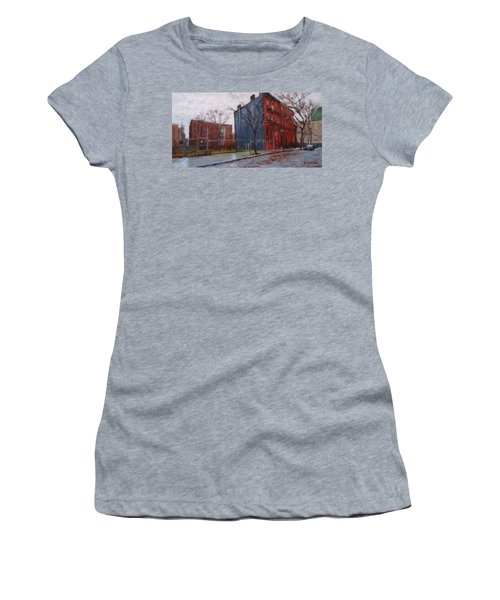 Waiting For Spring No. 2 Women's T-Shirt (Athletic Fit)