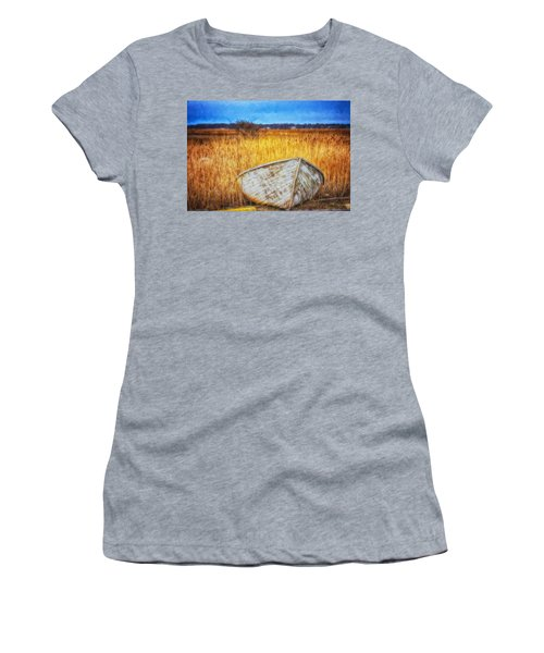 Waiting For Summer Women's T-Shirt (Junior Cut) by Tricia Marchlik