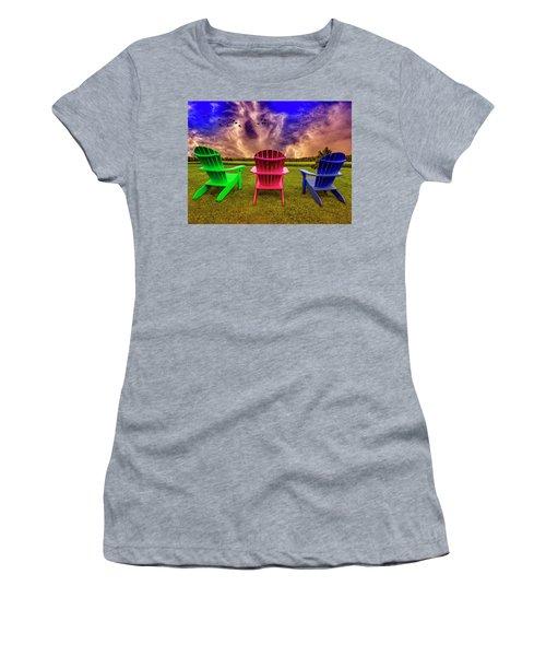 Calm Before The Storm Women's T-Shirt