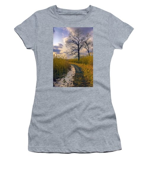 Walk With Me Women's T-Shirt