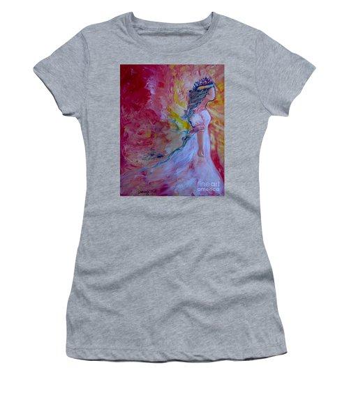 Walking In Authority Women's T-Shirt