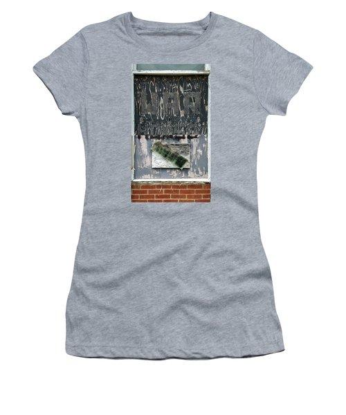 War House Women's T-Shirt (Athletic Fit)