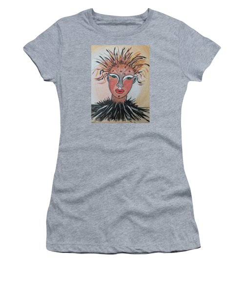 Warrior Woman  #3 Women's T-Shirt (Athletic Fit)