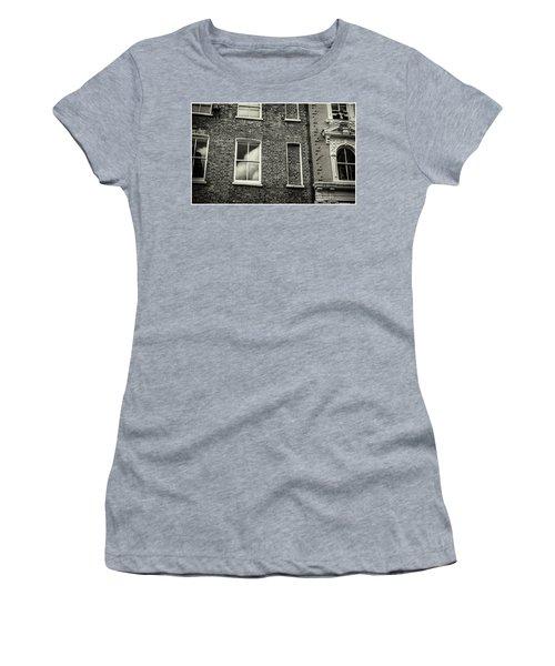Women's T-Shirt featuring the photograph Watching by Stewart Marsden