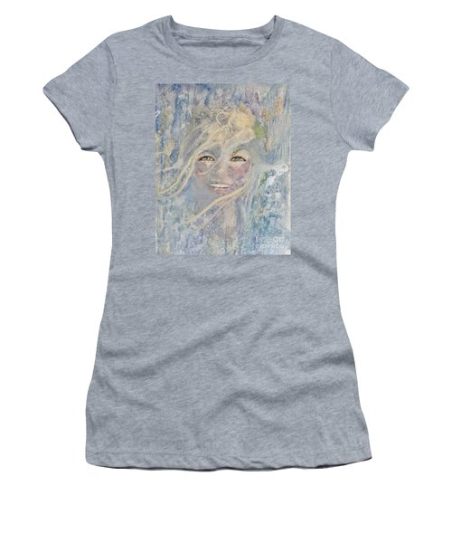 Water Spirit Women's T-Shirt (Athletic Fit)