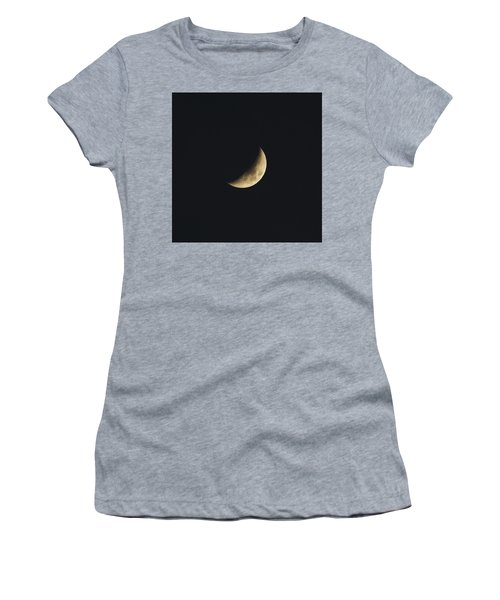 Waxing Crescent Spring 2017 Women's T-Shirt