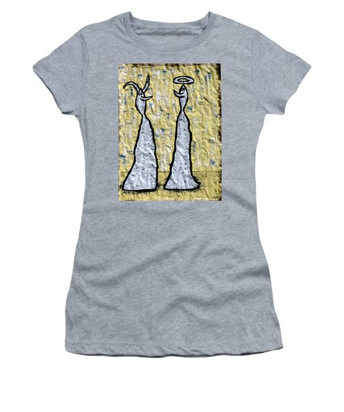 We Are Much Alike You And I Women's T-Shirt (Junior Cut)