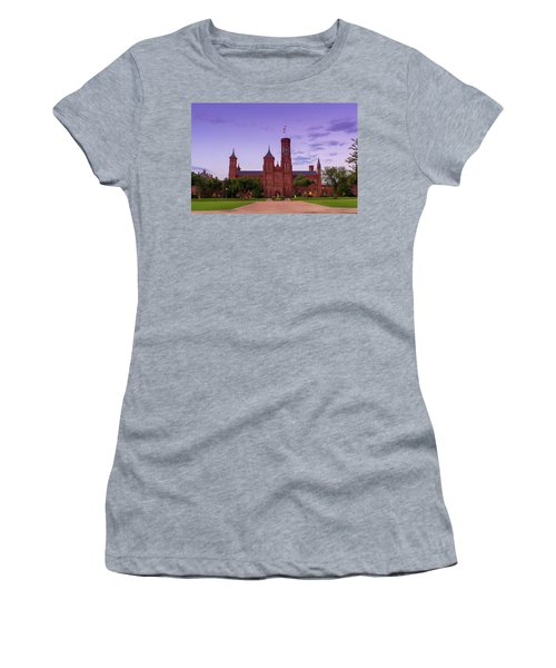 We Do Have Castles In America Women's T-Shirt