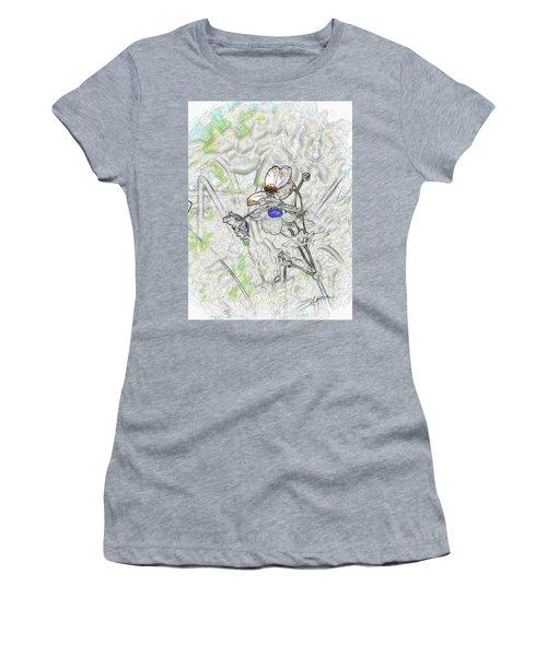 We Fade To Grey 4 Part 3 Women's T-Shirt