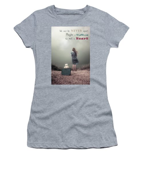 We Shall Be Never Apart Women's T-Shirt