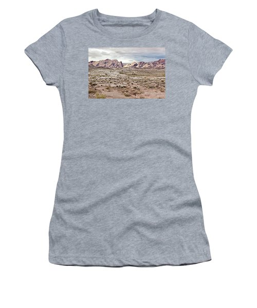 Weird Rock Formation Women's T-Shirt (Athletic Fit)