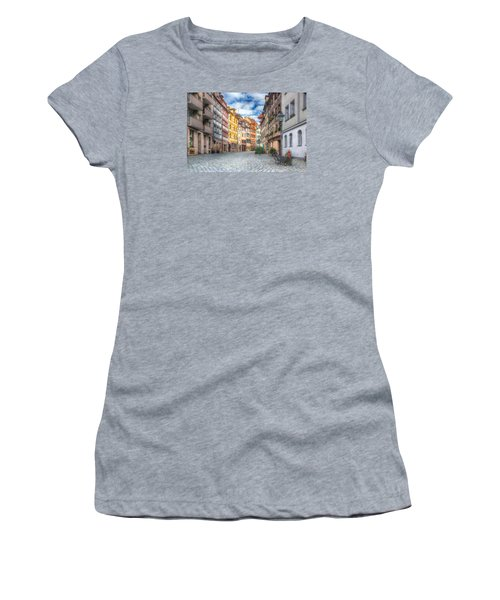Weissgerbergasse Women's T-Shirt (Athletic Fit)