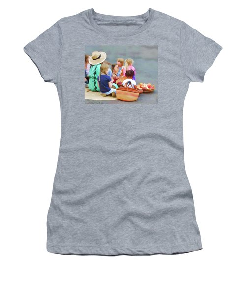 Welcome The Children Women's T-Shirt
