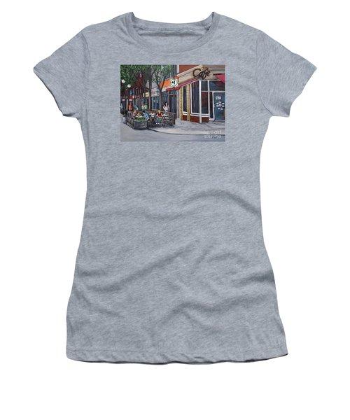 Wellington Street Verdun Women's T-Shirt