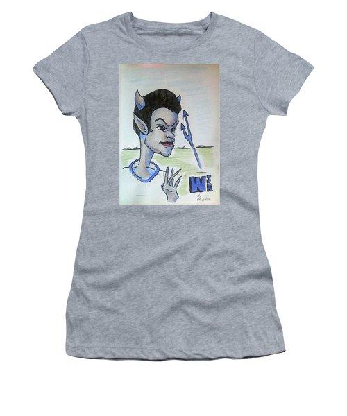 West Jr Women's T-Shirt (Athletic Fit)