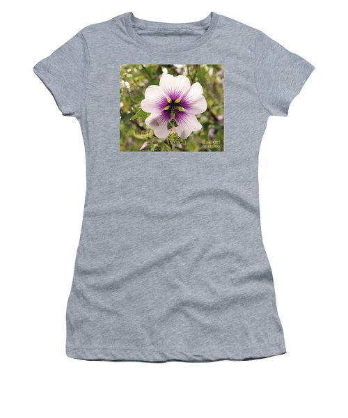 Western Australian Native Hibiscus Women's T-Shirt (Athletic Fit)