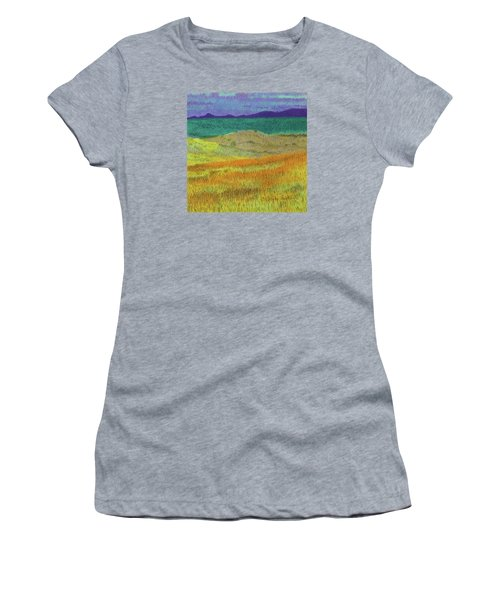 Western Edge Prairie Dream Women's T-Shirt (Athletic Fit)