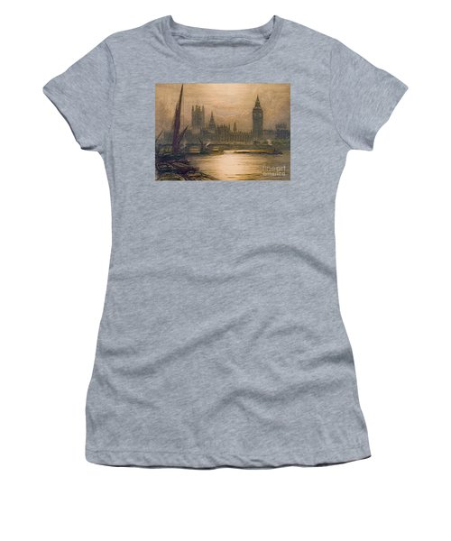 Westminster London 1920 Women's T-Shirt (Athletic Fit)