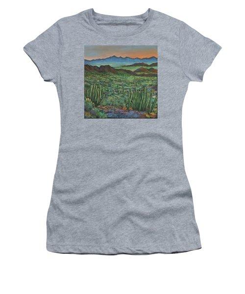 Westward Women's T-Shirt (Athletic Fit)