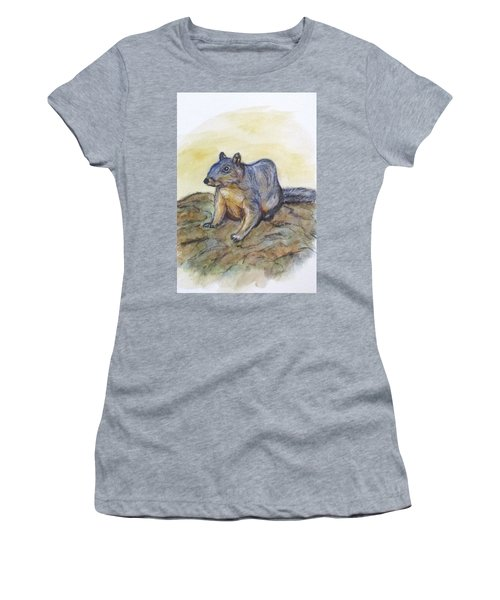 What Are You Looking At? Women's T-Shirt (Junior Cut) by Clyde J Kell