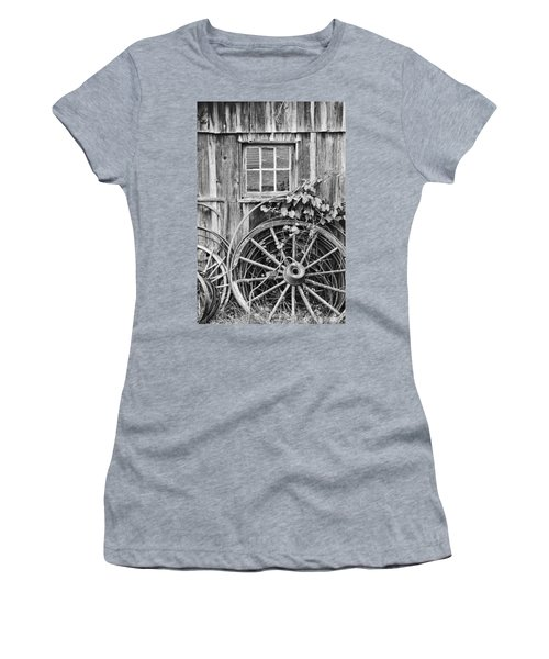 Wheels Wheels And More Wheels Women's T-Shirt