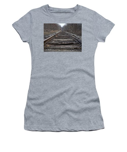 Where Are You Going? Women's T-Shirt