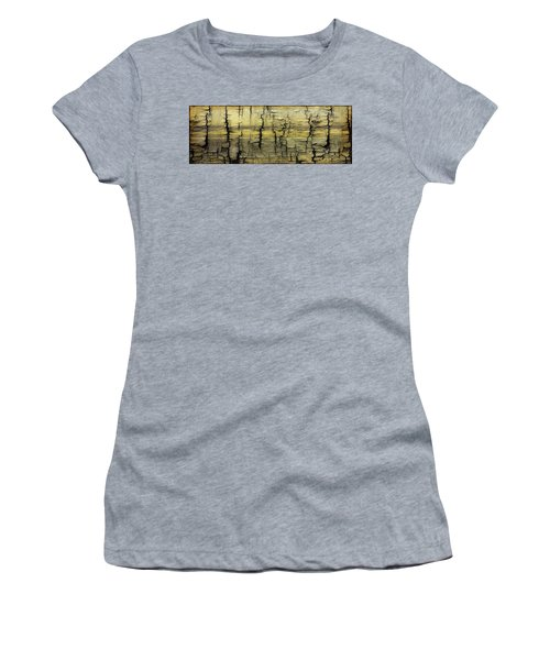 Where Is The Boat Women's T-Shirt (Athletic Fit)