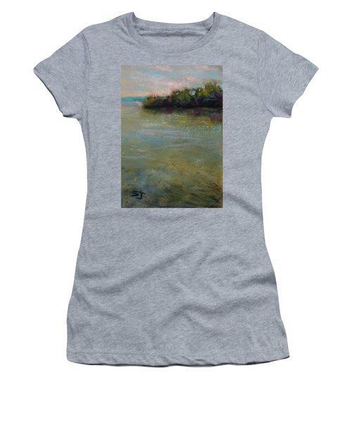 Whispers Of Green Women's T-Shirt