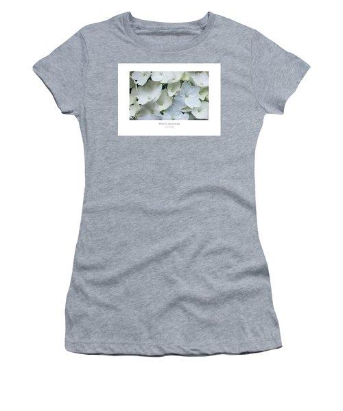 White Blossom Women's T-Shirt