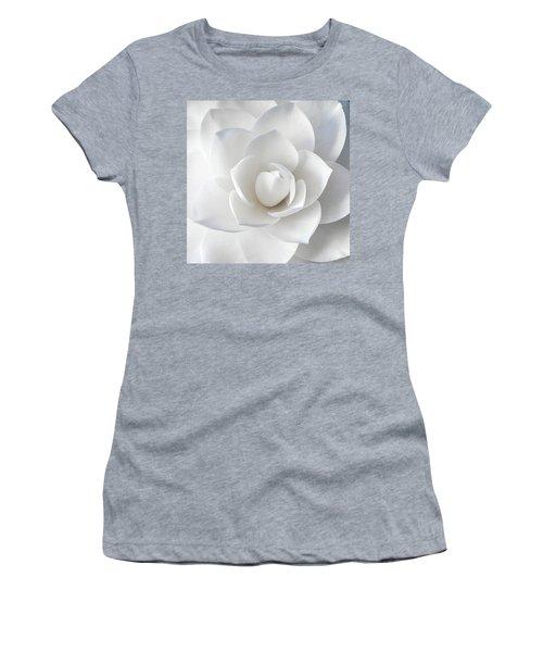 White Petals Women's T-Shirt