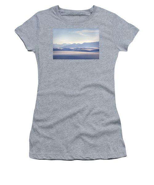 White Sands Blue Sky Women's T-Shirt