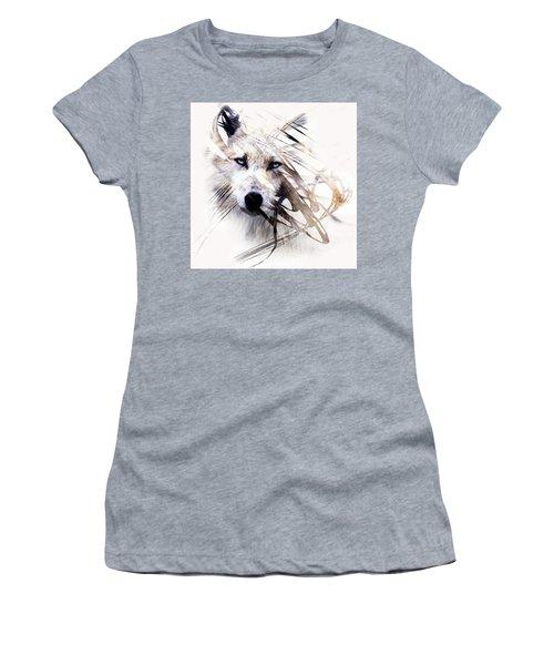 White Wolf Women's T-Shirt