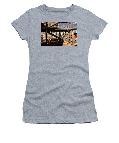 Whitney Terrace Grid Women's T-Shirt