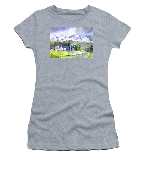 Whitney's White House Ranch Women's T-Shirt