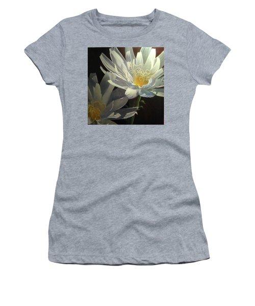 Wild Desert Chickory Women's T-Shirt (Athletic Fit)