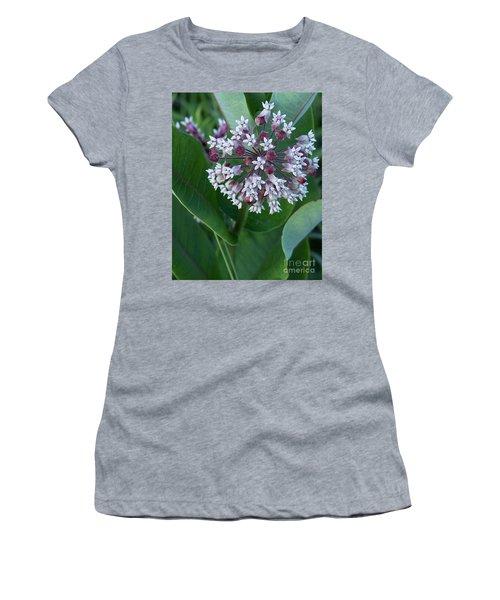 Wild Flower Star Burst Women's T-Shirt
